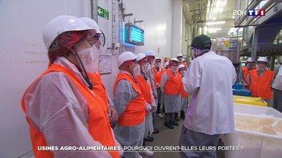 Usines agroalimentaires : pourquoi ouvrent-elles leurs portes ?