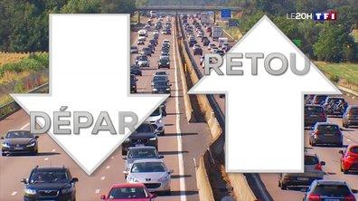Vacances : chassé-croisé noir sur les routes ce samedi