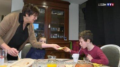 Vacances chez les grands-parents dans le Finistère