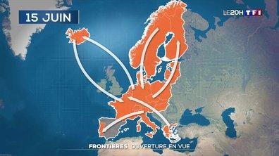 Vacances d'été : dans quels pays voisins pourrons-nous aller ?