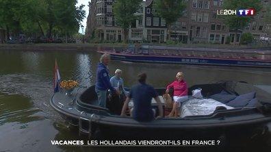 Vacances d'été : les Hollandais viendront-ils en France ?