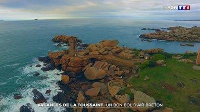 Vacances de la Toussaint : la Bretagne fait le plein
