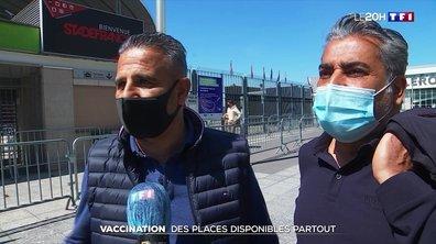 Vaccination contre le Covid-19 : des places disponibles partout
