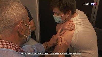 Vaccination des ados : des conditions strictes à respecter
