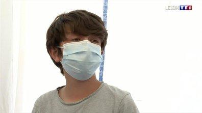 Vacciné à douze ans : une première dans l'Hexagone