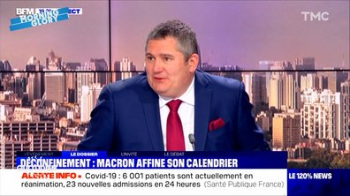 Vaccins : la France devant le Royaume-Uni ? Ce député LREM mouché en direct