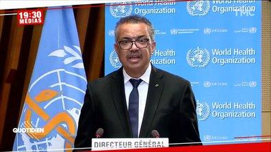 Vaccins: le coup de gueule du patron de l'OMS contre l'égoïsme des pays riches