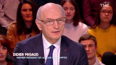 """Vaccins obligatoires : pour Didier Migaud c'est """"se protéger et protéger les autres"""""""