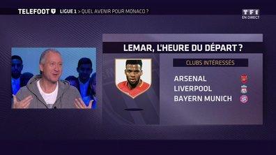 [Exclu Téléfoot 15/04] - Mercato / Arsenal et Liverpool reviennent à la charge sur Lemar