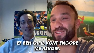 VIDEO - Valbuena donne RDV au Vélodrome
