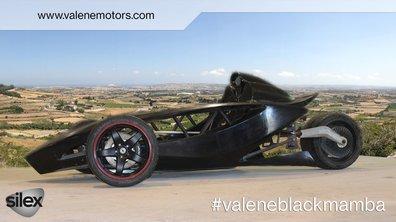 818 chevaux pour la Valène Black Mamba