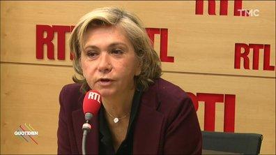 La réponse cinglante de Valérie Pécresse à Laurent Wauquiez