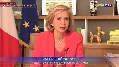 """Valérie Pécresse : """"Nous allons proposer une aide au loyer jusqu'à 1 000 euros pour les cafés, les bars et les restaurants"""""""
