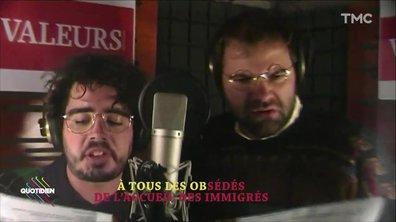 Valeurs Actuelles chante contre la bien-pensance (Eric et Quentin)