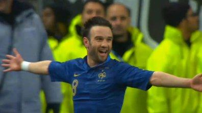 France 1-0 Allemagne : But de Valbuena ! (vidéo)