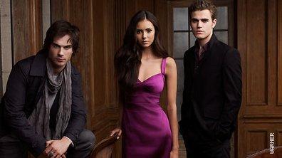 Les séries TF1 – Elena et Stefan de Vampire Diaries ont un service à demander à leurs nombreux fans