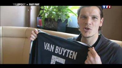 Grand jeu Telefoot : Découvrez le vainqueur du maillot de Van Buyten !