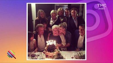 Vanessa Paradis et Emmanuel Macron invités à l'anniversaire de Line Renaud