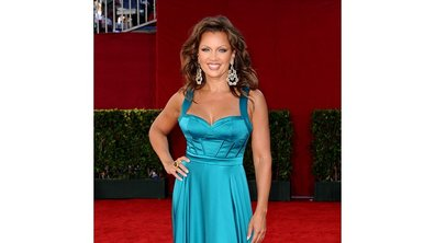 Vanessa Williams sur le tapis rouge des Emmy Awards 2009 !
