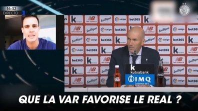 La guerre de la VAR entre le FC Barcelone et le Real Madrid