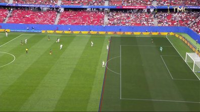 Angleterre - Cameroun (2 - 0) : Voir le but refusé d'Ajara Nchout Njoya en vidéo