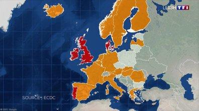 Variant anglais : dans quels pays européens circule-t-il le plus ?