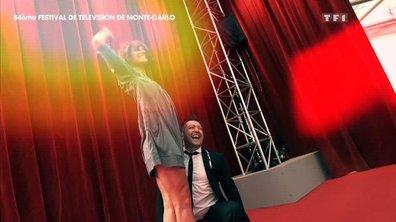 Les vedettes de « Danse avec  les stars » à Monaco.