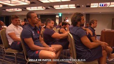 Coupe du monde de rugby : dans l'intimité des Bleus à la veille de leur match d'ouverture