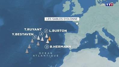 Vendée Globe : suspense total dans la dernière ligne droite