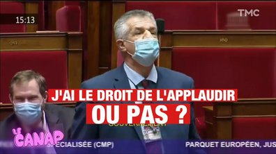 Vendredi Canap: Jean Lassalle en super forme, Dupont-Moretti mort de rire