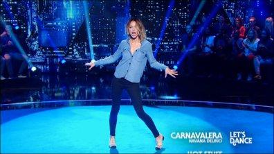 Le déhanché sexy de Caroline Receveur enflamme les internautes !