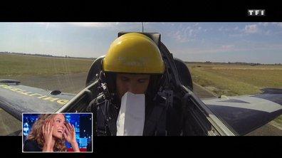 Des loopings, des cris, des beurk.. Ils s'envolent dans les airs avec la patrouille Breitling