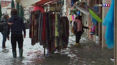 Venise, une fois de plus sous les eaux