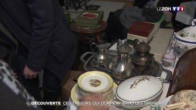 Vente aux enchères : les trésors cachés des greniers