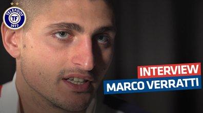 """EXCLU - Marco Verratti : """"Je n'ai pas de problème à finir ma carrière au PSG"""""""