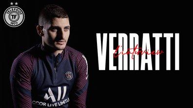 """Marco Verratti : """"Il n'y pas d'équipe meilleure que le PSG"""""""