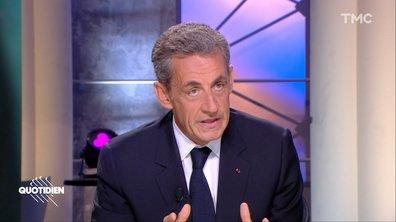 """Vers un retour en politique de Nicolas Sarkozy ? """"Cette période de ma vie est derrière moi"""""""