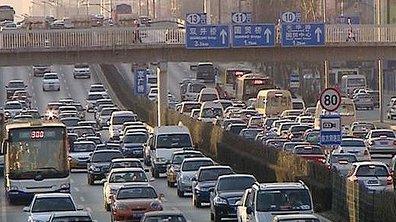 Restriction de la circulation prévue à Pékin