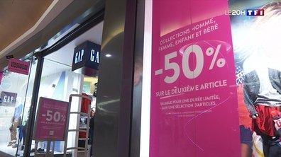Vêtements : un nouveau géant ferme des magasins