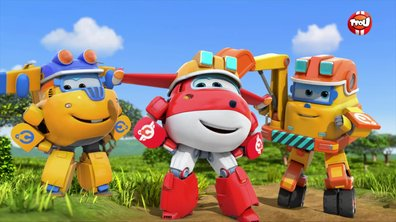 Super Wings - Le vétérinaire de la savane