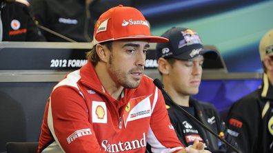 F1 - GP d'Espagne: Fernando Alonso, l'optimiste