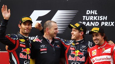 F1 Turquie : Vettel vainqueur, les résultats et classements