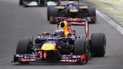 F1 : Ferrari ne conteste pas le dépassement de Vettel