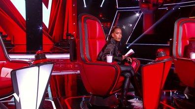 The Voice 2021 - Vianney 1 - 0 Fauteuil - Le coach casse son fauteuil