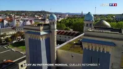 Vichy, inscrite au patrimoine mondial de l'Unesco : quelles retombées apportent le label ?