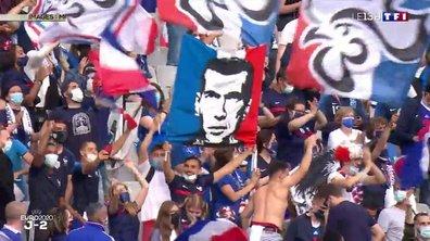 Victoire des Bleus : comment les 5 000 supporters du Stade de France ont vécu la soirée ?