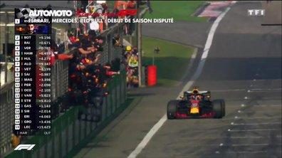 Rendez-vous F1 - Ferrari, Mercedes, Red Bull : le début de saison disputé