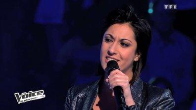 """The Voice: Les battes? C'est """"dans la poche"""" pour Victoria!"""