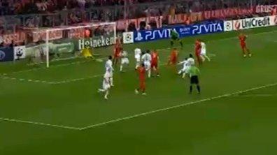 La vidéo du but de Ribéry : Bayern Munich 2-1 Real Madrid