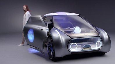 MINI Vision Next 100 Concept 2016 : présentation de la citadine futuriste